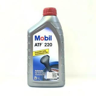 [DẦU HỘP SỐ] Dầu hộp số tự động Mobil ATF 220 1L thumbnail