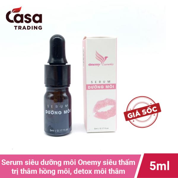 Serum siêu dưỡng môi 5ml Onemy siêu thấm hồng môi