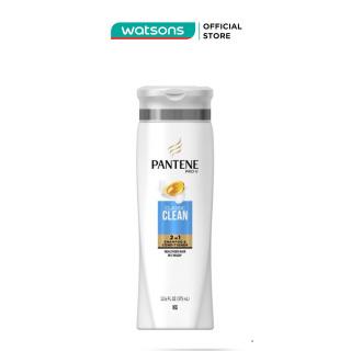 Dầu Gội Và Xả Pantene Classic Clean 2in1 Healthier Hair In 1 Wash 375ml thumbnail