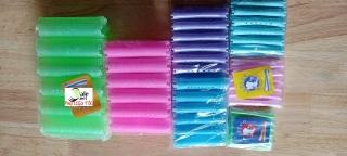 12 trục uốn cùng kích cỡ dùng để uốn lạnh tạo kiểu cho tóc - phụ liệu tóc thumbnail