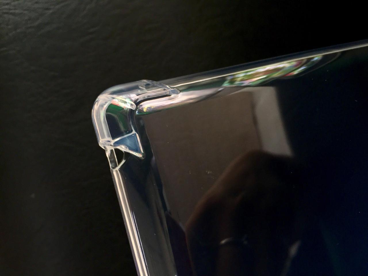 Ốp dẻo iPad 2 3 4 trong suốt giảm giá 50% Nhật Bản