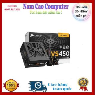 Bộ Nguồn Máy Tính Corsair Gaming VS450 Công Suất Thực 450W - 80 Plus White ( PSU Corsair Builder Series VS450 ) - HÀN thumbnail