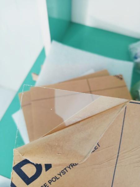 Bảng giá [1.2mm 14.5x19.5cm] Combo 10 tấm nhựa mica cứng trong suốt làm hồ cá, vẽ tranh kính mica, chuồng hamster, hộp kính, kính khung ảnh, kính ốp biển số xe, chế đồ chơi sáng tạo, mô hình thủ công, trang trí (VA136x10) - Luân Air Models