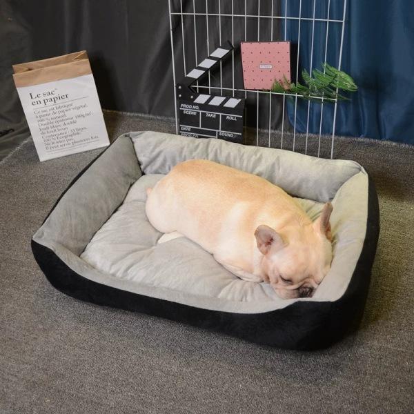 Nệm ngủ dễ thương dành cho thú cưng, đệm ngủ êm ái dễ chịu