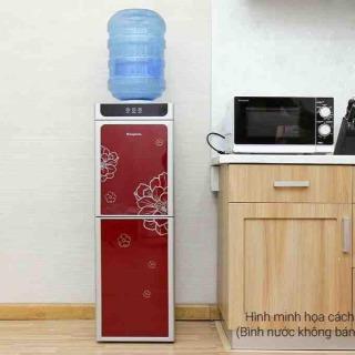 Cây nước nóng lạnh Kangaroo KG40N Làm lạnh 2 lít giờ, làm nóng 5 lít giờ. Khoang chứa có chức năng làm lạnh, tiện dùng khi để hoa quả, nước uống thumbnail