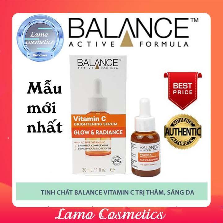[FLASH SALE ] Serum Balance Vitamin C Anh Chính Hãng 100%