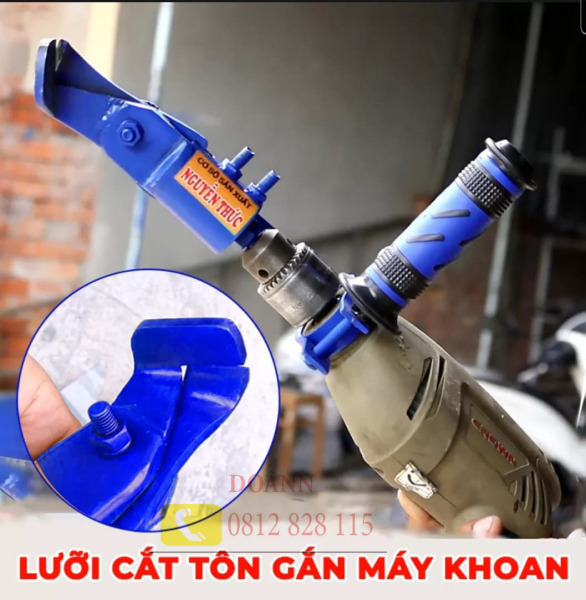 Lưỡi Cắt Tôn Inox Nguyễn Thức
