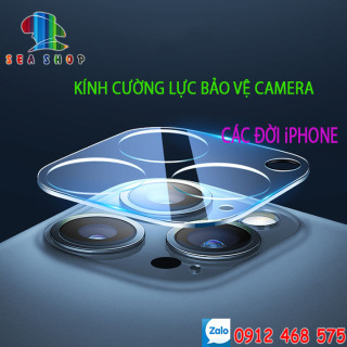 Kính cường lực bảo vệ Camera iPhone - Kính 9D Full màn - Chống vân tay - Kính Remax iPhone 6s Plus, 7, 8Plus, XS Max, XS Max,11 Pro Max, iP12 Mini, 12 Pro Max thumbnail