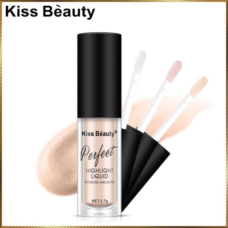 Kem bắt sáng Perfect Highlight Liquid Kiss Beauty MK1 tốt nhất