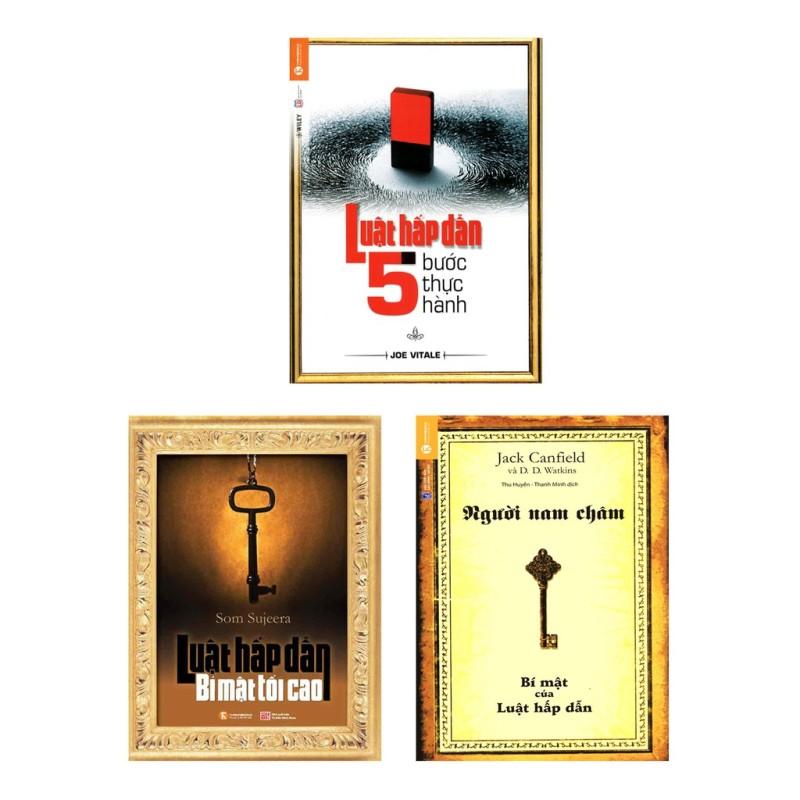 Combo Sách Luật Hấp Dẫn - Trọn bộ 3 cuốn