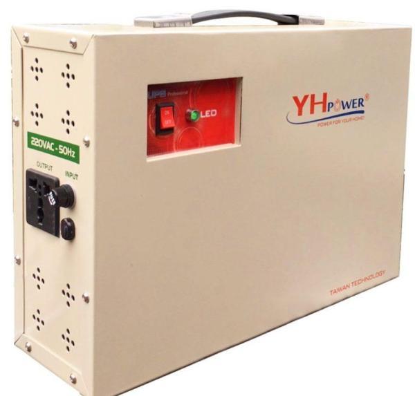 Bảng giá Bộ lưu điện cửa cuốn YH POWER  600kg - YH600 Mới Phong Vũ