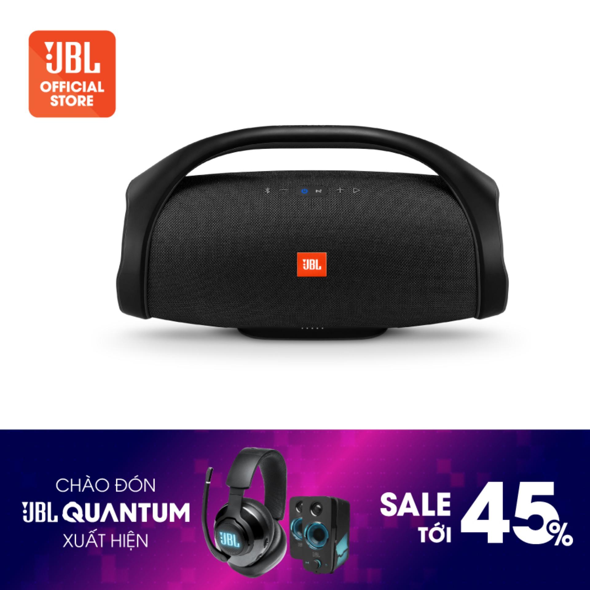 Voucher Ưu Đãi Loa Bluetooth JBL BOOMBOX - Hàng Chính Hãng