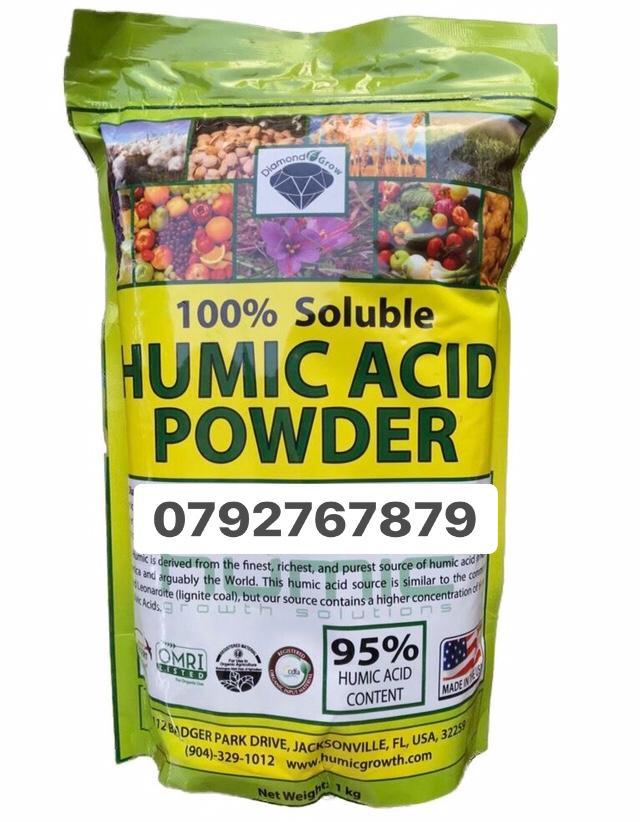 HUMIC ACID POWDER 95%