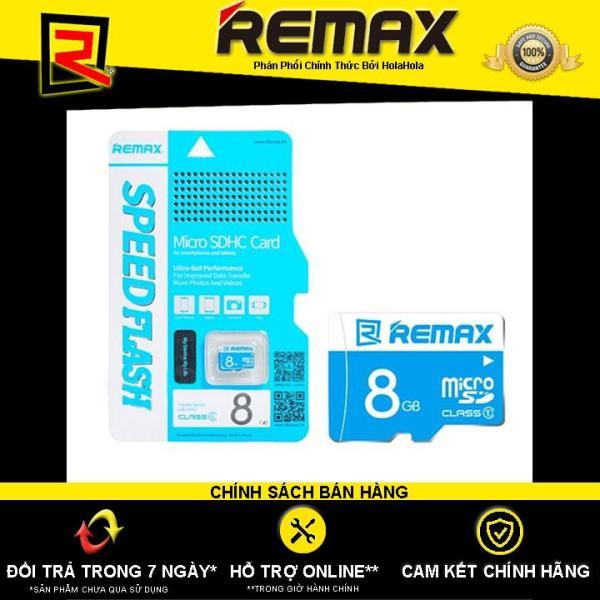 Thẻ nhớ Micro SDHC Remax 8GB Class 6 - Hãng Phân Phối Chính Thức