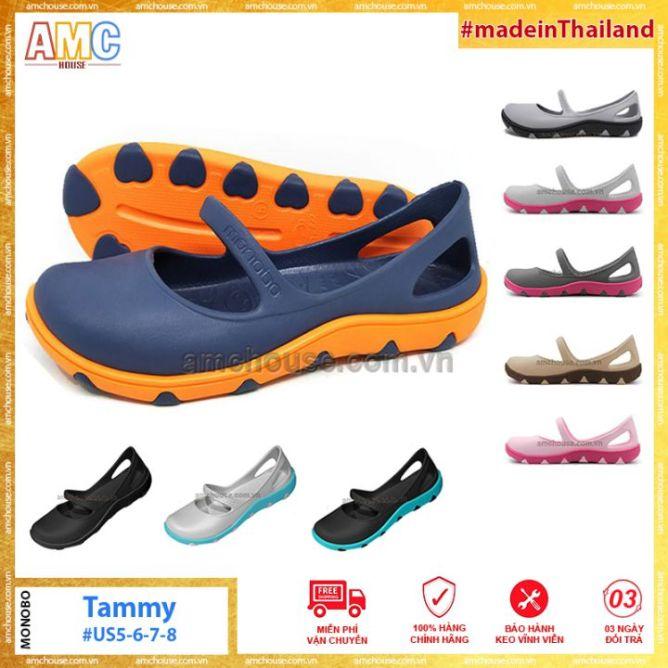 Giày nhựa Thái Lan đi mưa MONOBO - TAMMY giá rẻ