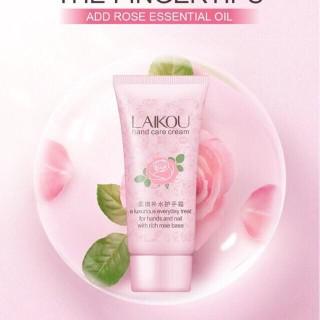 [SALE HOT] KEM DƯỠNG DA TAY HƯƠNG NƯỚC HOA LAIKOU cung cấp độ ẩm để giúp da mau chóng phục hồi thumbnail