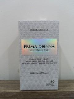 Viên uống trắng da Prima Donna thumbnail