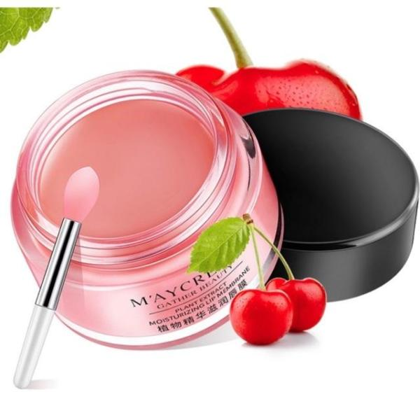 Mặt nạ ngủ môi Cherry Maycreate