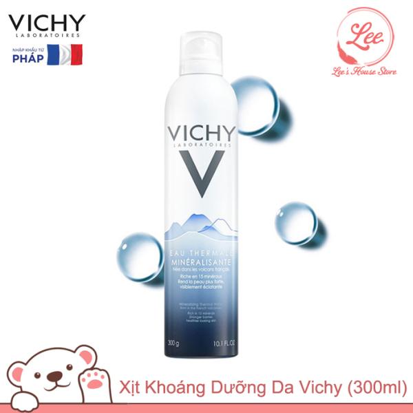 VICHY -XỊT KHOÁNG DƯỠNG DA 300ML