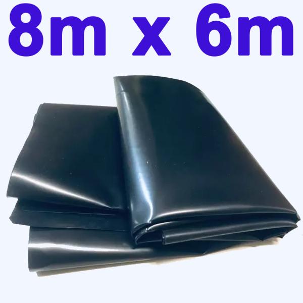 [HCM]Bạt lót ao hồ 8m x 6m dày 0.3mm bảo hành 5 năm