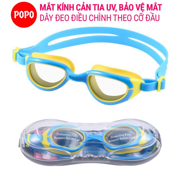 Kính bơi trẻ em thời trang cao cấp 1149, thiết kế trẻ trung, năng động POPO Collection