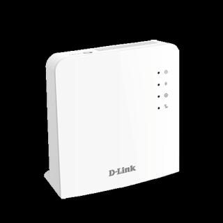 D-link DWR-921E Bộ phát Wifi 3G 4G Có Cổng LAN Tốc Độ Wifi 300Mb thumbnail