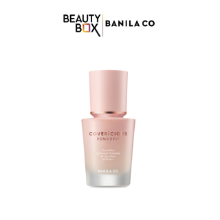 Kem Nền Trang Điểm Banila Co Covericious Power Fit Foundation 30ml thumbnail