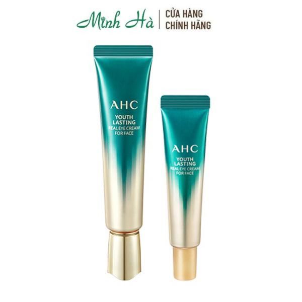 Kem dưỡng vùng mắt AHC Youth Lasting Real Eye Cream