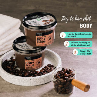 [HŨ LỚN BODY 250ML] Tẩy Da Chết Body Organic Shop Dưỡng Da Trắng Sáng Của Nga thumbnail
