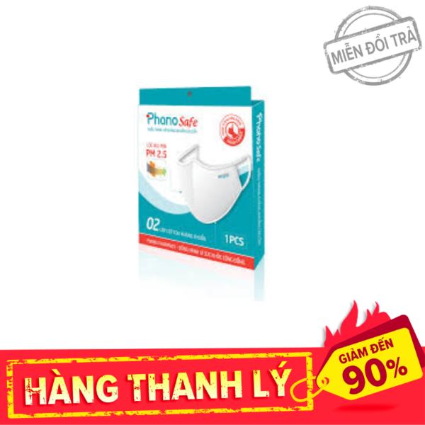[Crazy Deal] Khẩu trang vải kháng khuẩn Phano