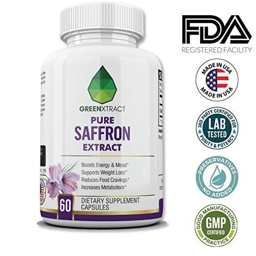Viên uống nhụy hoa nghệ tây – Saffron làm đẹp tăng cường sức khỏe nam nữ chính hãng