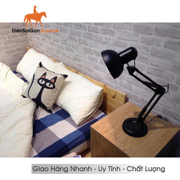 Đèn Kẹp Bàn Cho Phòng Làm Việc, đèn đọc sách, đèn ngủ Kiểu Pixar - Không kèm bóng - Điện Sài Gòn Xuyên Á