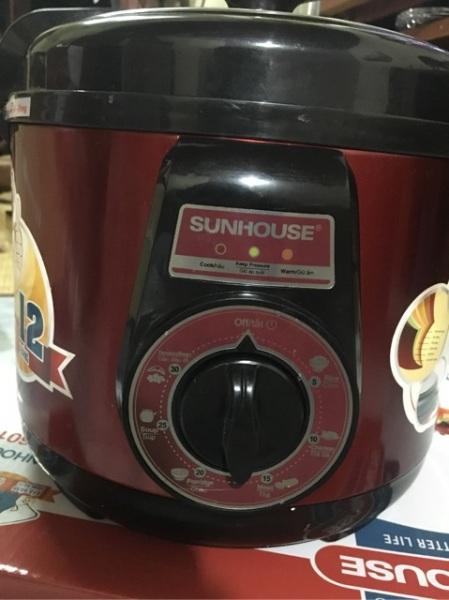 SALES Nồi áp suất điện đa năng SUNHOUSE SHD1550 - SHD1550