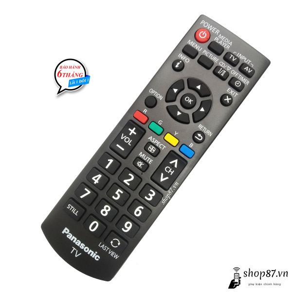 Bảng giá Remote điều khiển tv Panasonic chính hãng N2QAYB