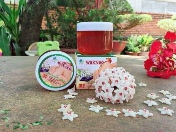 WAX TẨY LÔNG WAX VEO nhập khẩu