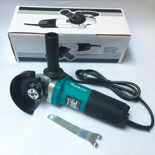 Máy mài góc Makita 9556 - Máy mài điện Makita công suất 840W - Máy cắt 1 tấc - Máy đánh bóng lõi đồng - Máy mài cắt cầm tay - BH 6 tháng