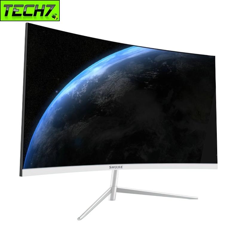 Màn Hình Máy Tính cong 27 inch UHD 4K (3840 x 2160) Tràn Viền Shujie