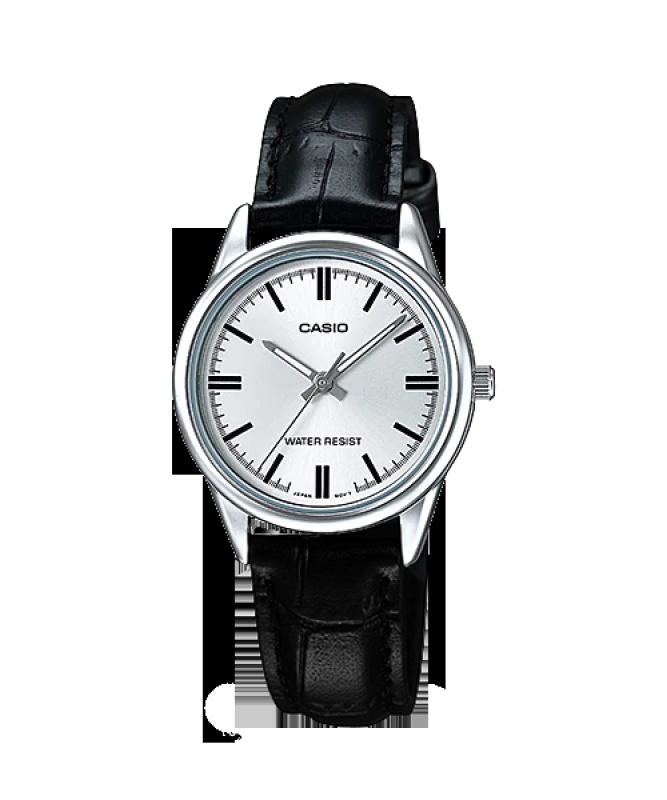 Đồng hồ Casio Nữ LTP-V005L-7A chính hãng giá rẻ - Bảo hành 1 năm - Pin trọn đời