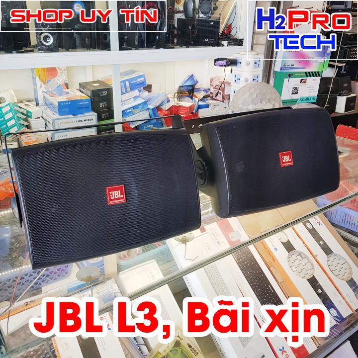 Đôi loa tay JBL L3 có tay treo, Bass 16cm, 160w, hàng bãi xịn ( 2 Loa )