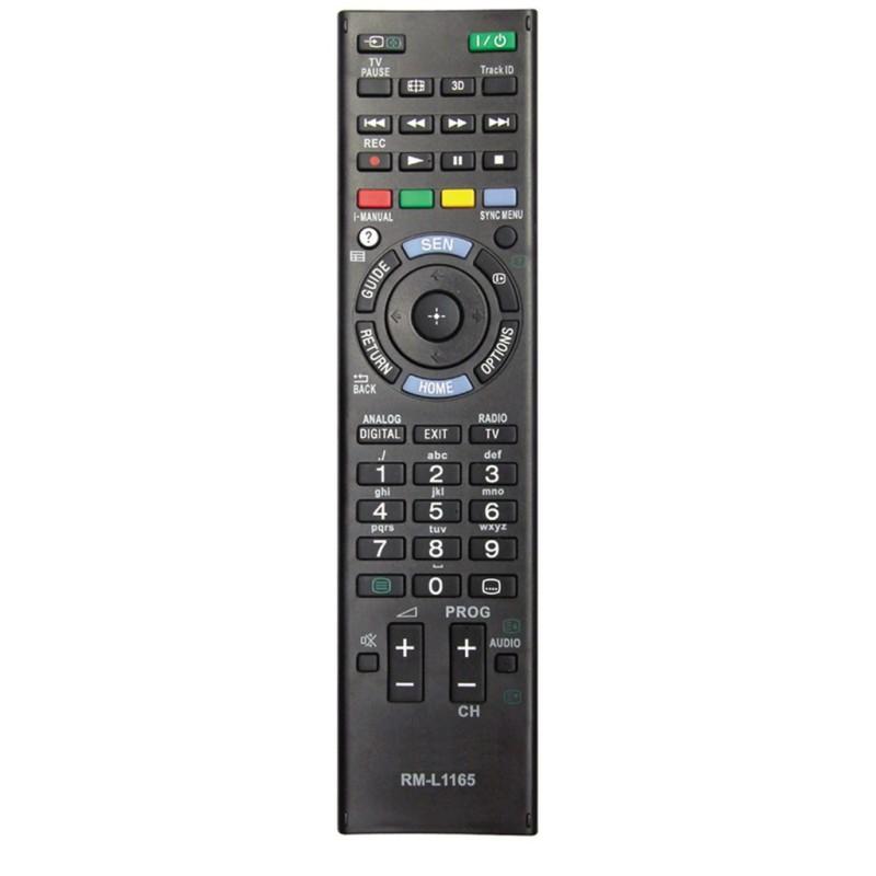 Bảng giá Sony 1165 - Remote điều khiển Tivi Sony Smart thông minh RM-L1165