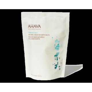 Muối Biển Chết tự nhiên 100% loại 1 Dead Sea Bath Salt thương hiệu nổi tiếng AHAVA - gói 250g thumbnail