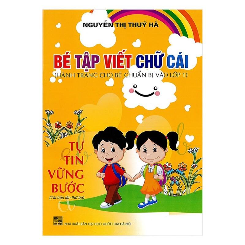 Sách - Bé Tập Viết Chữ Cái (Nguyễn Thị Thúy Hà) - 3835800785683