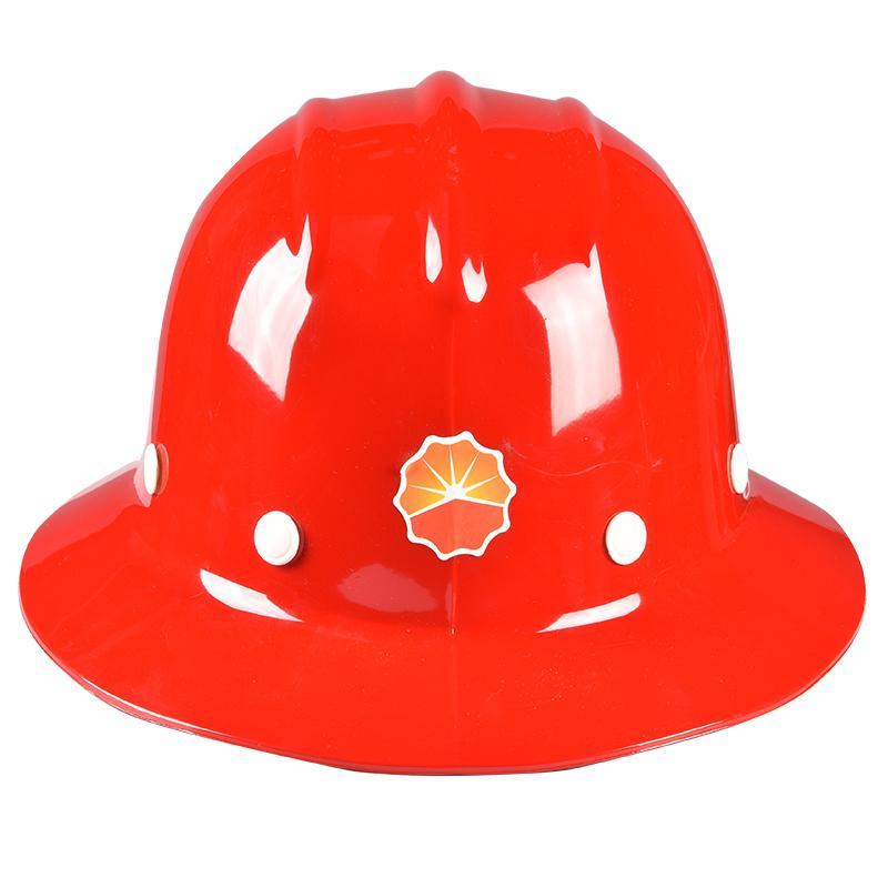 Mũ Bảo Hộ Xây Dựng Trang Web Chống Mũ Bảo Hiểm Xây Dựng Điện Mũ Bảo Hộ Ngoài Trời Mỏ Dầu Cỡ Lớn Dọc Theo Mũ Bảo Hộ In Chữ