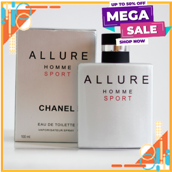Nước hoa ChaneI Allure Homme Sport EDP 100ml