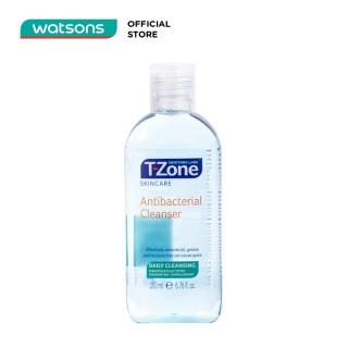 Nước Hoa Hồng Newtons Labs T-Zone Cho Da Dầu Mụn Clear Pore Antibacterial Cleanser 200ml thumbnail