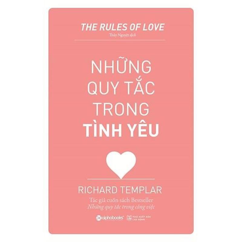Sách-Những nguyên tắc trong tình yêu