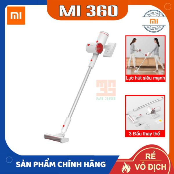 Máy Hút Bụi Cầm Tay Xiaomi Deerma VC25✅ Lực Hút Siêu Mạnh Với 3 Đầu Hút✅ Hàng Chính Hãng