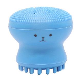 Cọ rửa mặt bạch tuộc massage mặt chăm sóc da tẩy tế bào chết mụn cám mụn đầu đen hiệu quả thumbnail
