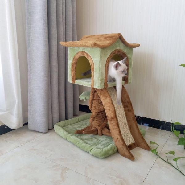 Nhà cây catree cho mèo