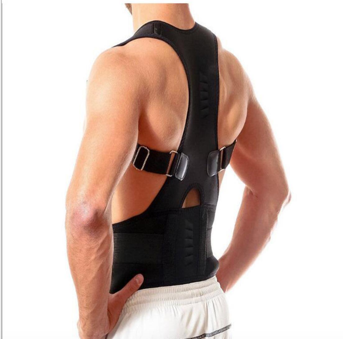 Băng đai nam châm định hình hỗ trợ chỉnh sửa tư thế - Đai lưng chống gù vẹo cột sống cao cấp